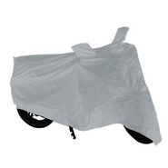Bike Body Cover for TVS Scooty Streak - Silver