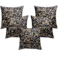 Set of 5  Designer Digital Print Cushion Cover -CH1028