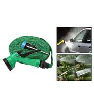 CIERIE Water Spray Gun 5 Mode With 10 Meter Hose Pipe For Garden/Car/Bike/Pet Wash