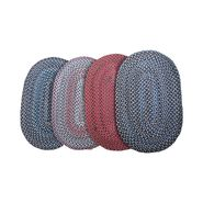 Valtellina Oval Shape Reversable Door Mat - (Pack of 4)  -CO_DM4_07