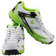 V22 Cricket Stud Shoes  Green & White Size - 10