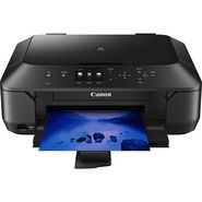 Canon PIXMA MG6470 Multifunction Inkjet Printer (Black)