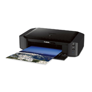 Canon Pixma iP8770 Color Inkjet Printer - Black
