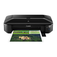 Canon Pixma iX6870 Color Inkjet Printer - Black