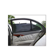 Set of 4Pcs Car Automatic Side Window Sun Shade For Fortuner