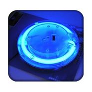 Car Roof Decorative Blue Light