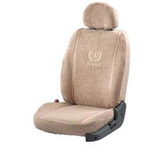 Car Seat Cover For Maruti Suzuki Ertiga - Beige