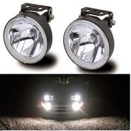 Combo of Car Safety FOG LIGHTS for Chevrolet Spark