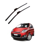 Autofurnish Frameless Wiper Blades for Chevrolet Spark (D)22