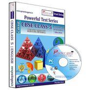 Practice Guru Class 5 - Maths, EVS & English Combo - Smart-133