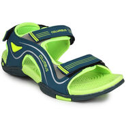 Columbus PU SGreen & Parrot Casual Floaters -Ab-771