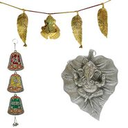Combo Of 3 Bharat Handicrafts Wall Hanging