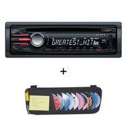 Combo of Sony Car CD+USB+Mp3 Player
