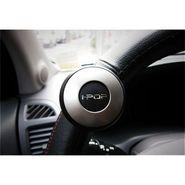 i-Pop Mini Silver Car Steering Wheel Power Holder Knob Spinner