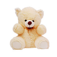 2 Feet Teddy Bear - Cream