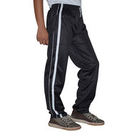 Delhi Seven Cotton Trackpant _D7tp22 - Black