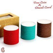 Aapno Rajasthan Pillar Candles Gift Pack