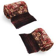 Jaipuri Print Cotton Double Bed Razai Quilt-DLI4DRZ405