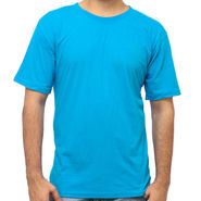 Delhi Seven Round Neck Tshirt For Men_Dodts104  - Sky Blue