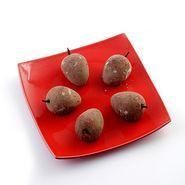 Stuffed Kajoo Cheekoos with Free Laxmi Ganesh Coin_DRM1420