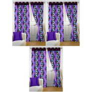 Storyathome Set of 6 Door curtain-7 feet-DTZ_3-1015