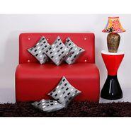 Set of 5 Dekor World Design Cushion Cover-DWCC-12-088
