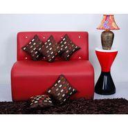 Set of 5 Dekor World Design Cushion Cover-DWCC-12-092