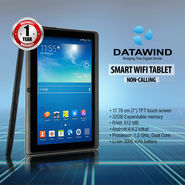Datawind Smart WiFi Tablet - Non Calling