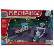 Set Of 128Pcs Metal Mechanix 1 for Kids