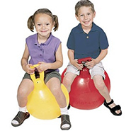 Delhi Haat Kids Inflatable Hop Ball
