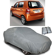 Digitru Car Body Cover for Maruti Suzuki Alto K10 - Dark Grey