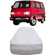 Digitru Car Body Cover for Maruti Suzuki Omni - Silver