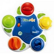 LeapFrog Fix The Mix Sonix Learning Game - Multicolor