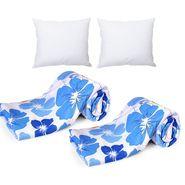 Set of 2 Storyathome Single Dohar/AC Quilt With 2 Cushion-FB_2-1224