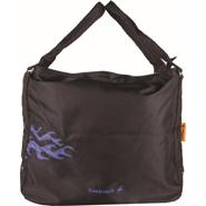 Fastrack Polyester Shoulder Bag - Black