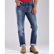 Guess Slim Fit Cotton Jeans For Men_Gb - Blue