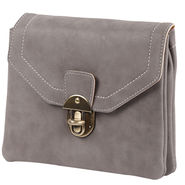 Tamirha Stylish & Smoky Look Grey Sling Bag -Hb16901Gr