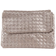 Tamirha Stunning Copper Shade Textured Pttern Sling Bag -Hb16904Cp