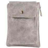 Tamirha Stylsih Yet Sober Grey Sling Bag -Hb16913G