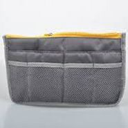 Branded Nylon Travel Organizer Ho_Grey