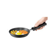 Hawkins Futura Hard Anodised Frying Pan without Lid 18 Cm