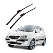 Autofurnish Frameless Wiper Blades for Hyundai Getz (D)22