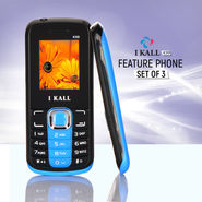 I Kall Feature Phone Set of 3 (K99)