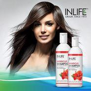 INLIFE Natural Hibiscus Anti Hair Fall Shampoo 200ml