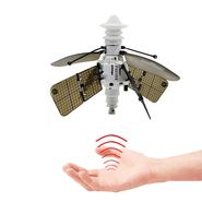 Intelligent Induction Sensing Flying Satellite With Launcher