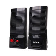 Intex IT-321 SHINE 2.0 Stereo Speakers - Black