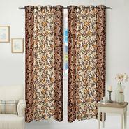 JBG Home Store Set of 2 Beautiful Design Door Curtains-JBG913_1BFD