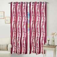 JBG Home Store Set of 2 Beautiful Design Door Curtains-JBG921_1WLD