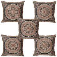 Set of 5 Multicolor Floral Cushion covers - JBG_BKM