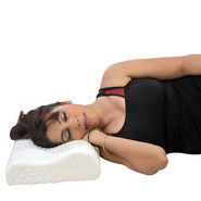Set Of 2 Soft Comfortable Relaxing Memory Cloud Foam Pillow
